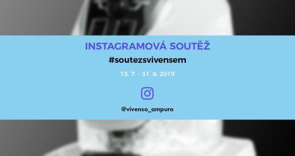 Pravidla soutěže na Instagramu vivenso_ampuro